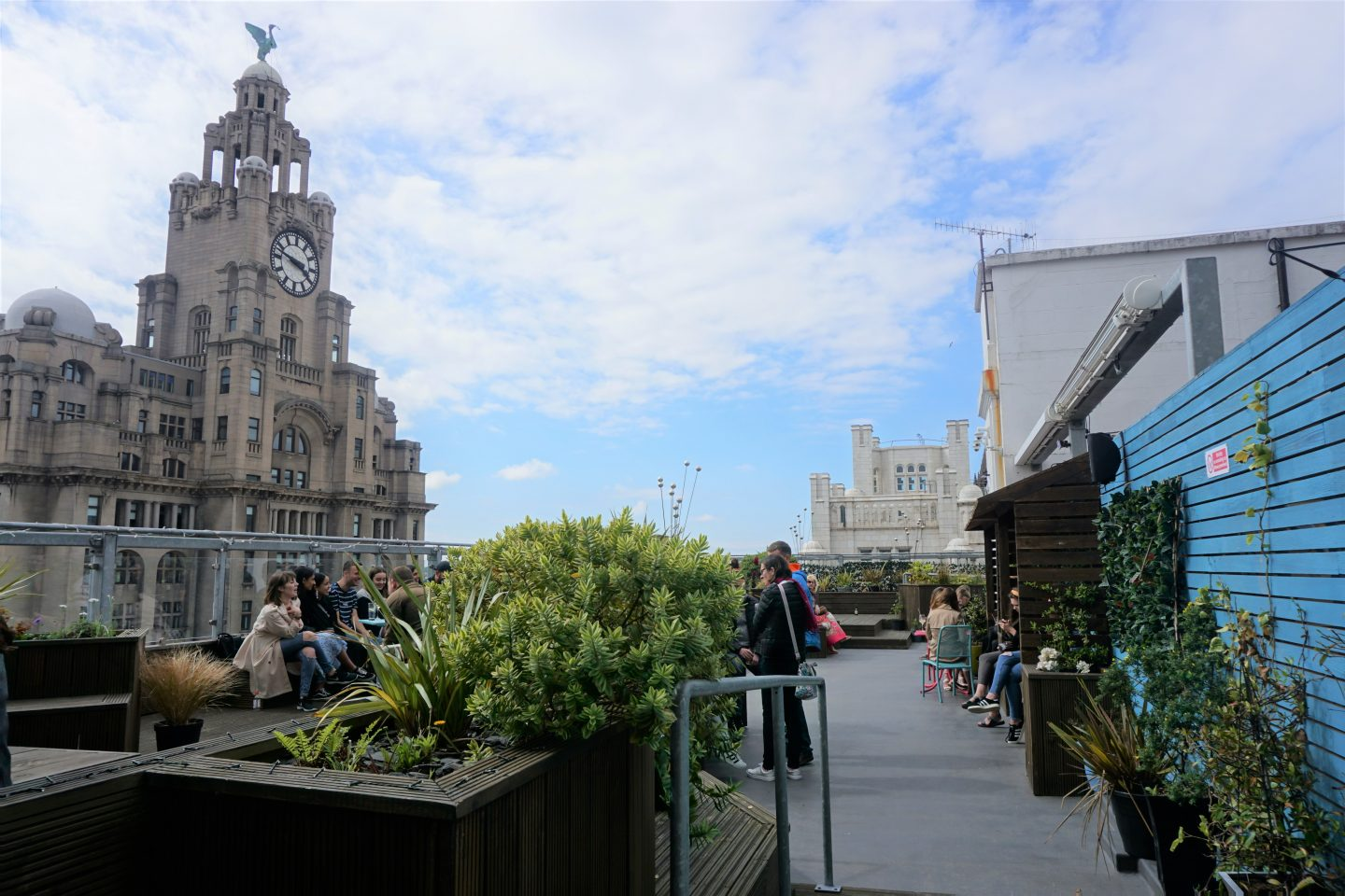 liverpool rooftop bar