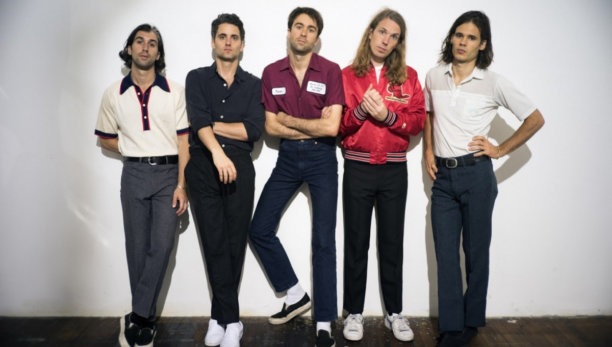 the vaccines band