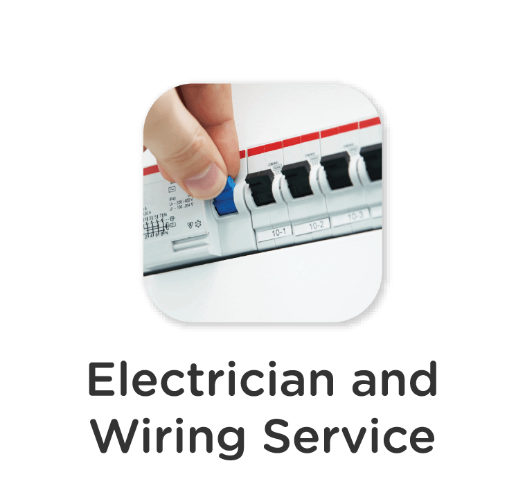 Electrician and Wiring Service