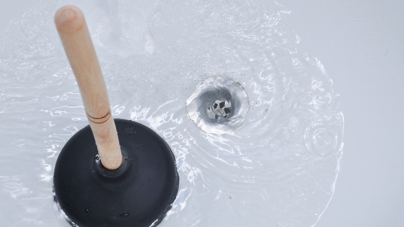 How to Unblock a Drain 4 Easy Ways