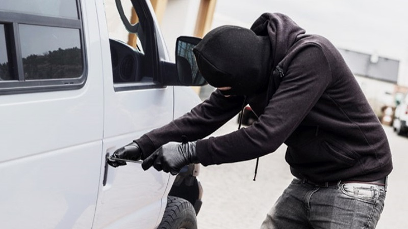 How to Protect Your Van from Break-ins and Tool Theft