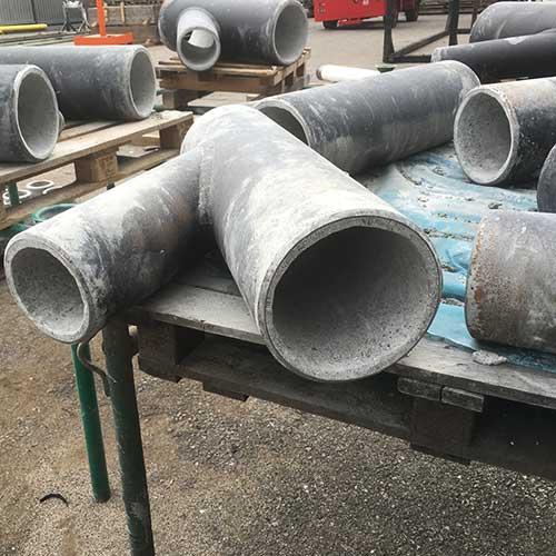 Cement mortar lining CML