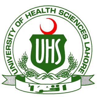 Jobs in University of Health Sciences Lahore 2019