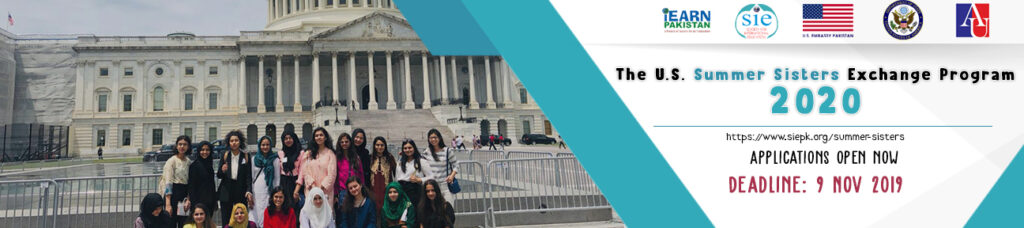 Fully Funded Summer Sisters Exchange Program in U.S 2020