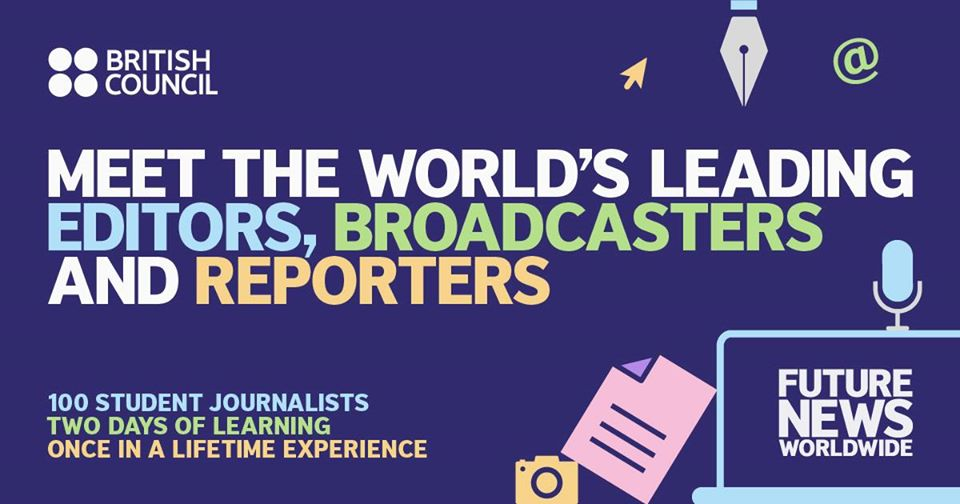 Future News Worldwide Conference 2020 in London (Fully Funded) Trip to the UK