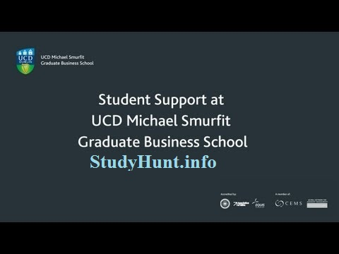 fully funded ucd smurfit business school scholarship