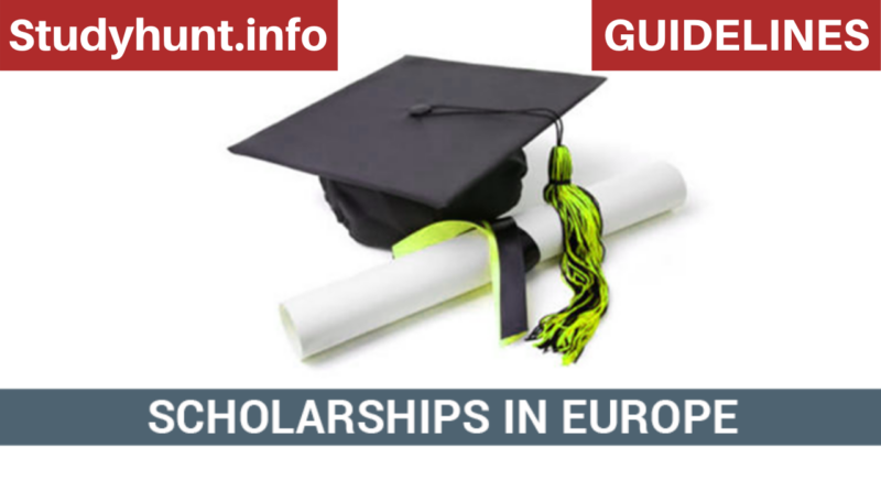 Higher Education in US or Canada or Europe Scholarships - Guidelines