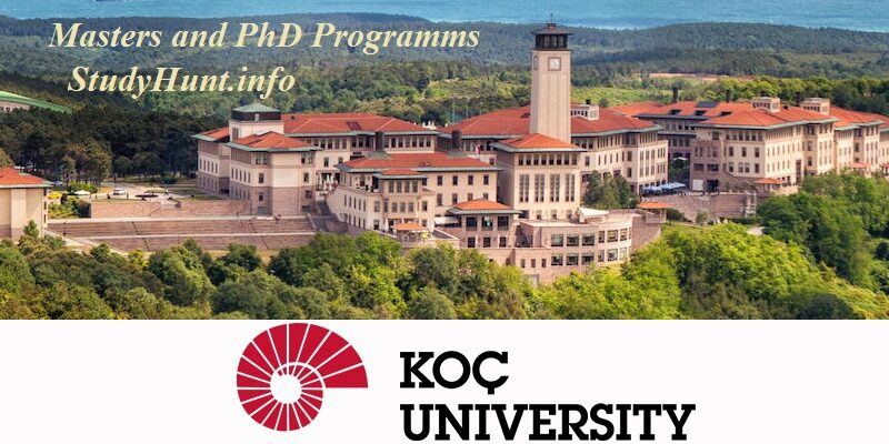 Fully Funded Scholarships at Koc University in Turkey
