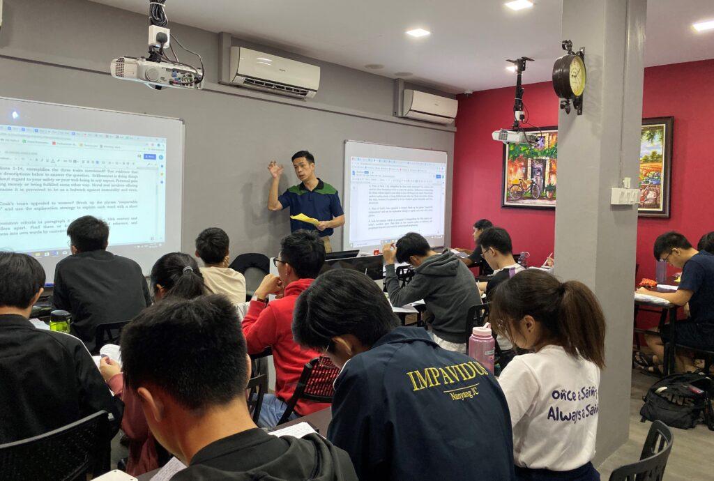General Paper与IP英文补习