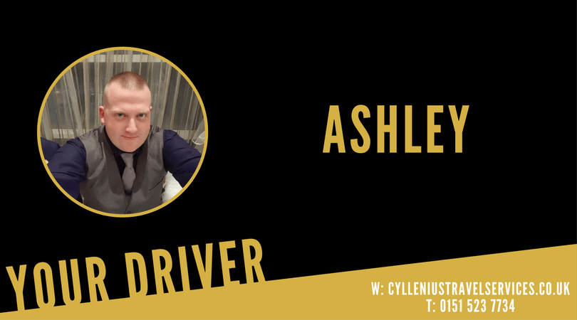 Ashley the driver