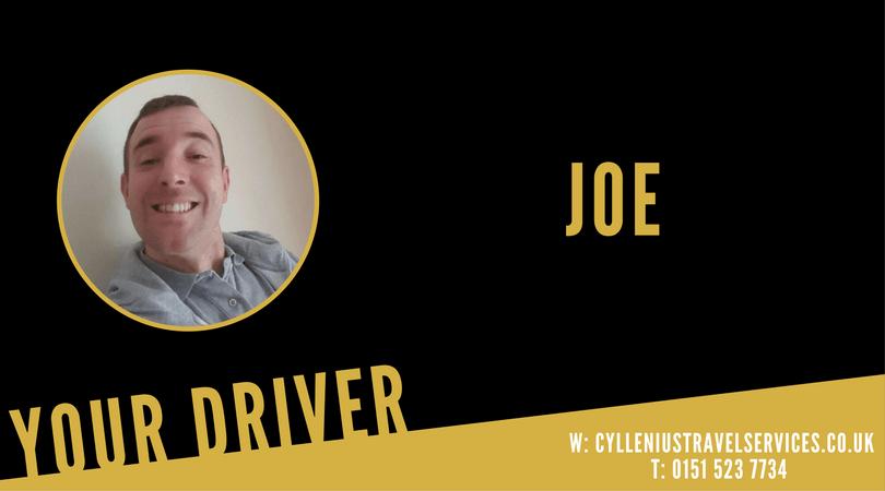 Joe - reliable airport transfer