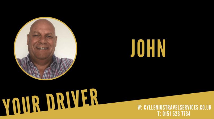 John#2 - reliable airport transfer