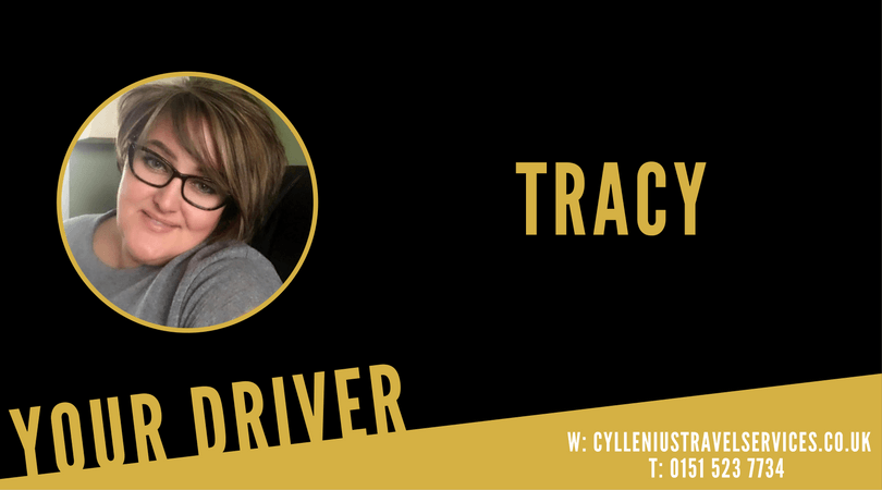 Tracy- reliable airport transfer