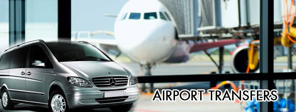 airport transfers Liverpool & Manchester