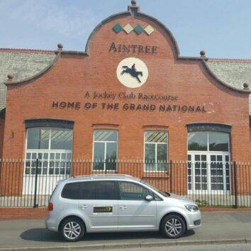Transfers to Aintree Racecourse for Leisure Travel Liverpool
