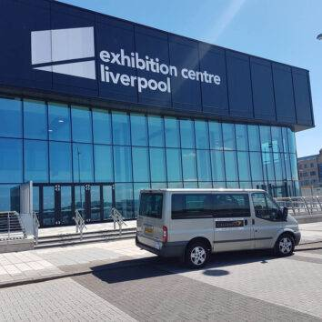 Leisure Travel Liverpool - Transfers to Liverpool Exhibition Centre in Liverpool