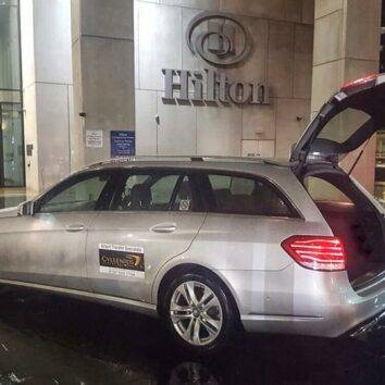 Hilton Liverpool Corporate Transfers