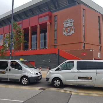 Liverpool Airport to Anfield