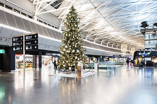 Airport transfers at Christmas