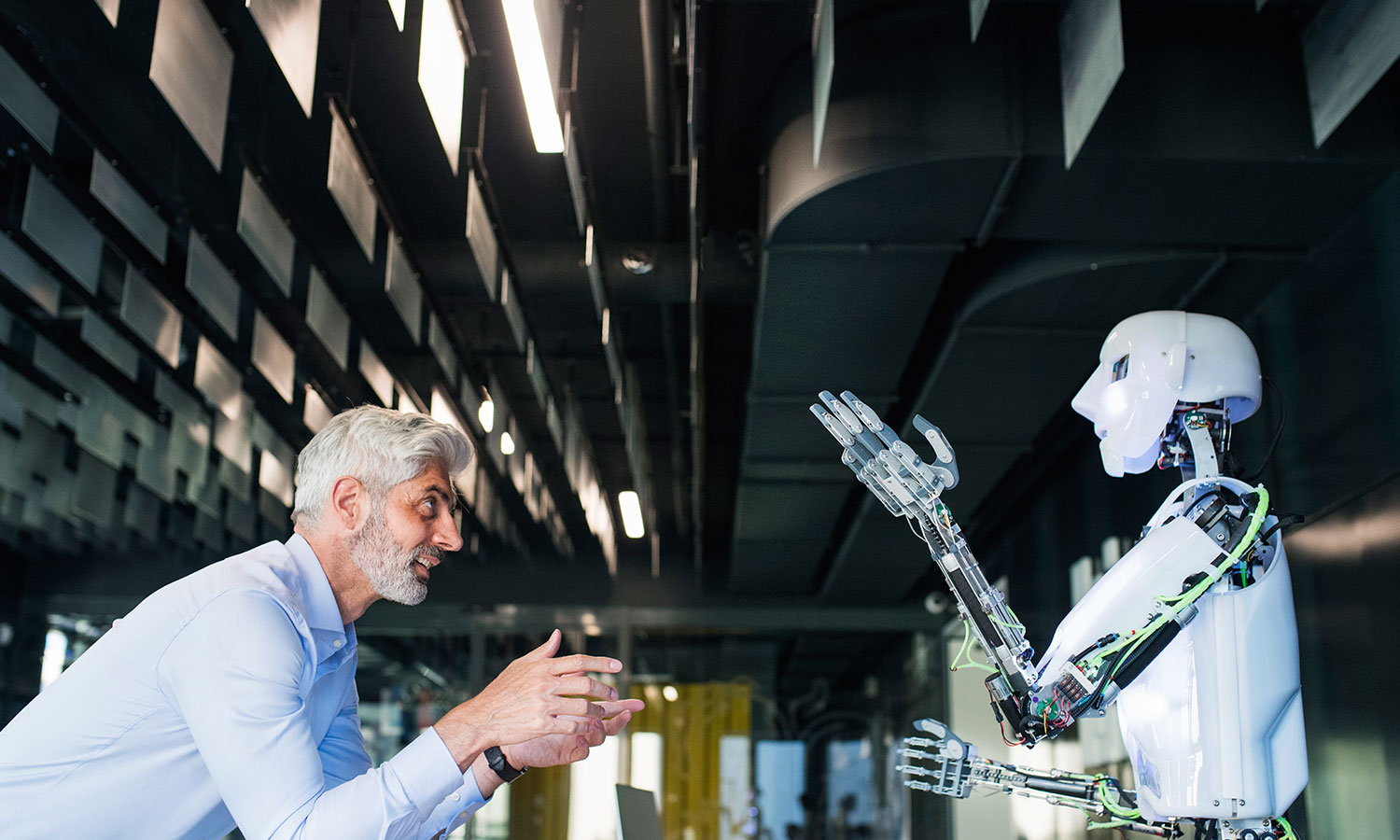 How embracing AI, can help SMEs