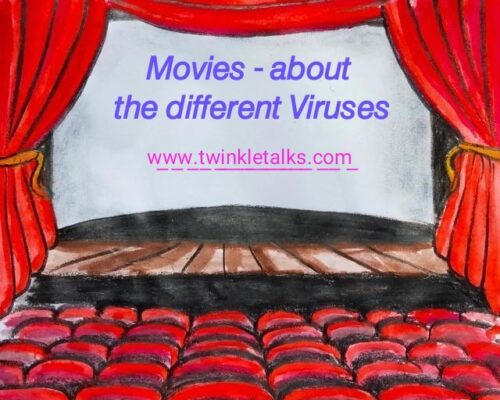 Movies about the different Viruses