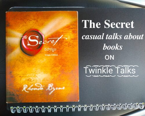 The Secret – Casual Talks about a book