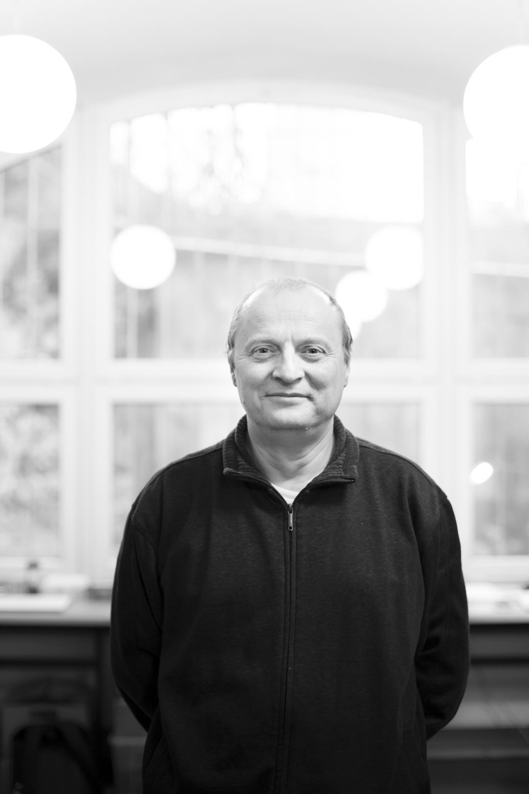 Dr hab. Cezary Worek, prof. AGH