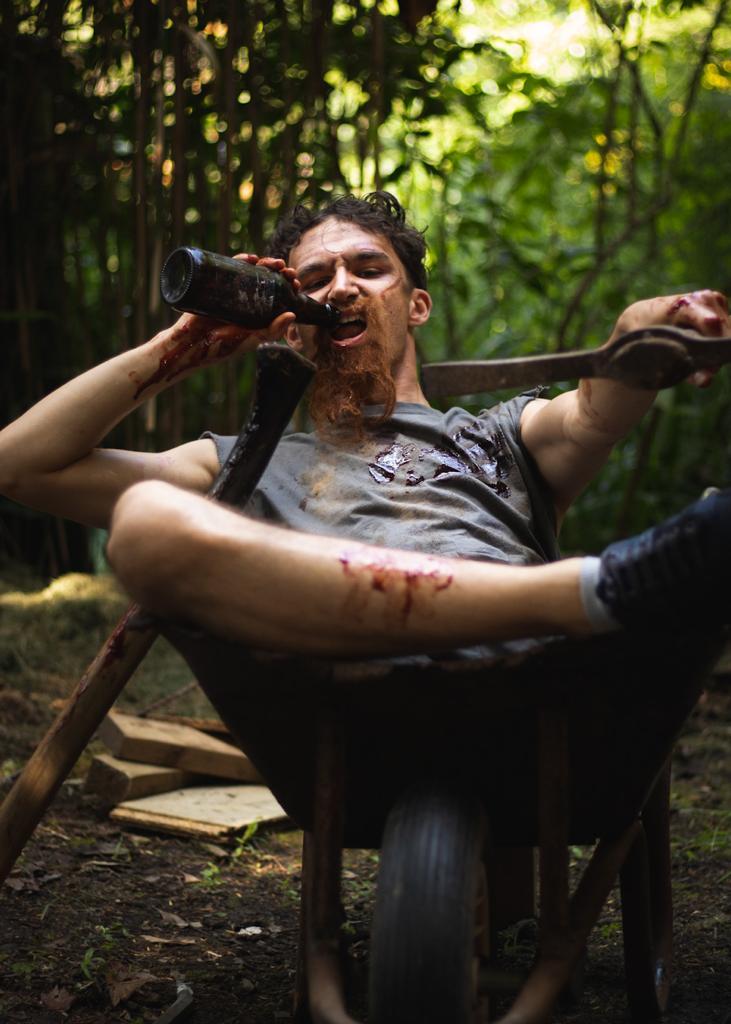 Camp Slaughter - kent Scareground