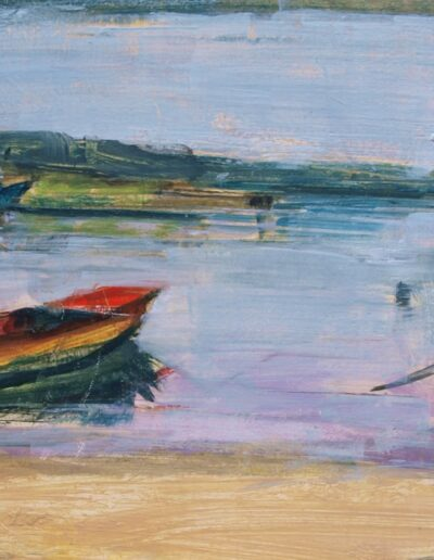 Fishing Boats at Oracabessa