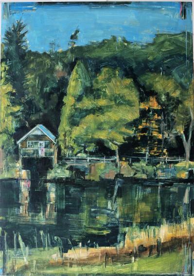 Winkworth Boathouse
