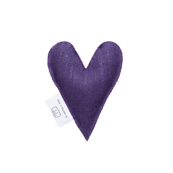 Syrén lavendelhjärta