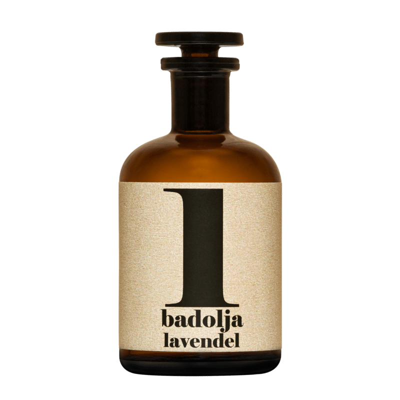 Badolja nr. 1 Lavendel Spa-serien