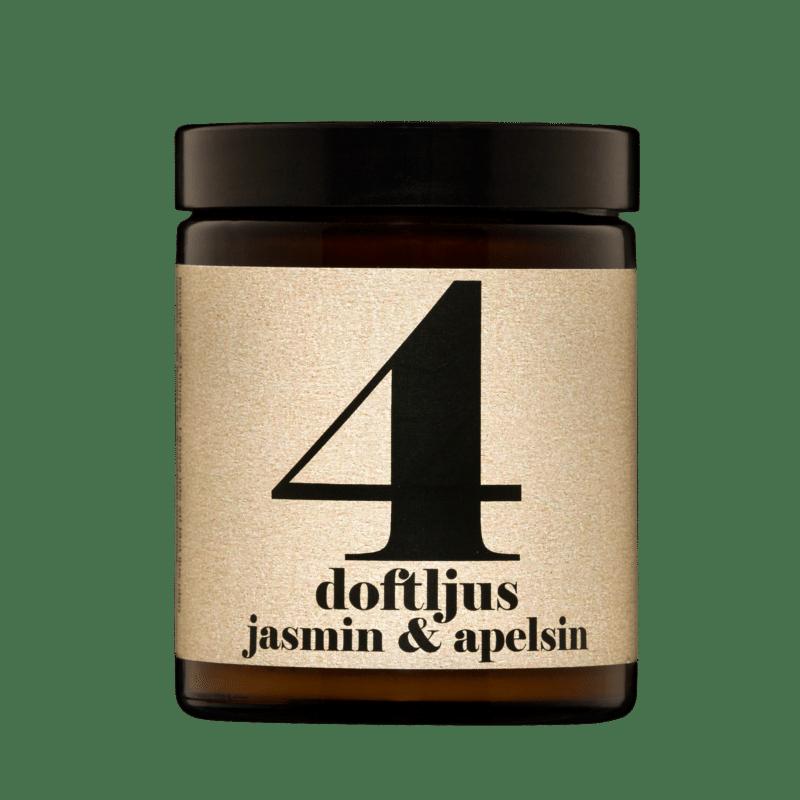 Doftljus nr 4 Jasmin & Apelsin