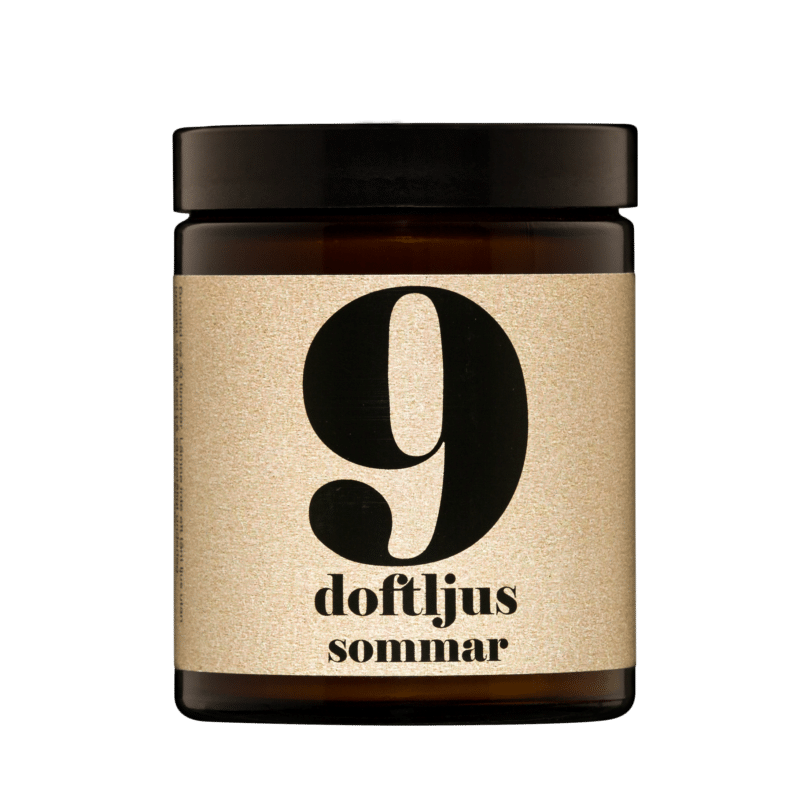 Doftljus nr. 9 Sommar Spa-serien