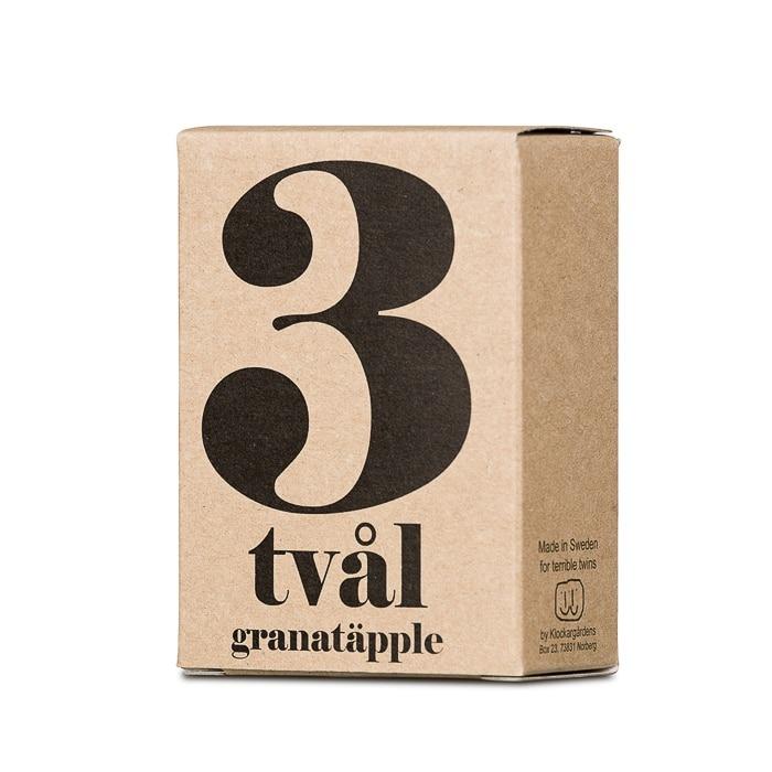 Soap 3 Pomegranate in Box