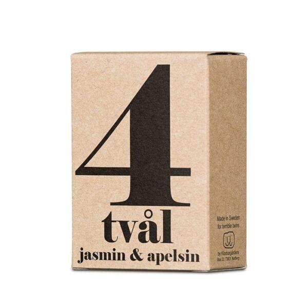 Soap 4 Jasmin & Orange in box