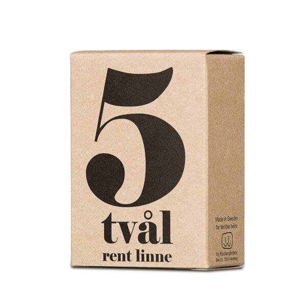 Soap 5 Pure Linen in box