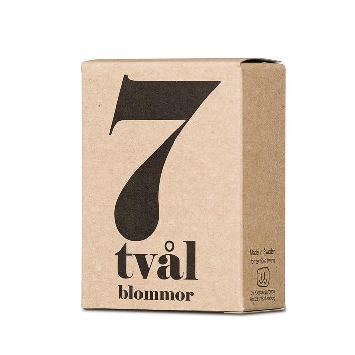 Soap 7 Flowers in box