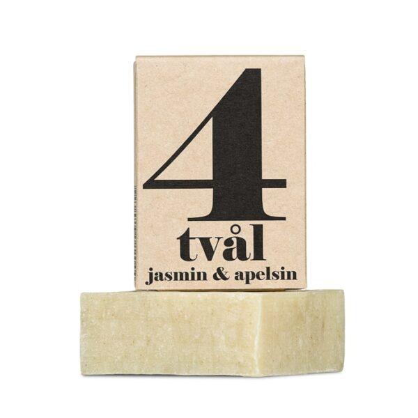 Soap 4 Jasmin & Orange on box
