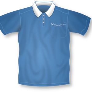 Golf Casual Shirt Blue