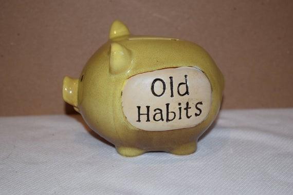 Bank of Bad Habits