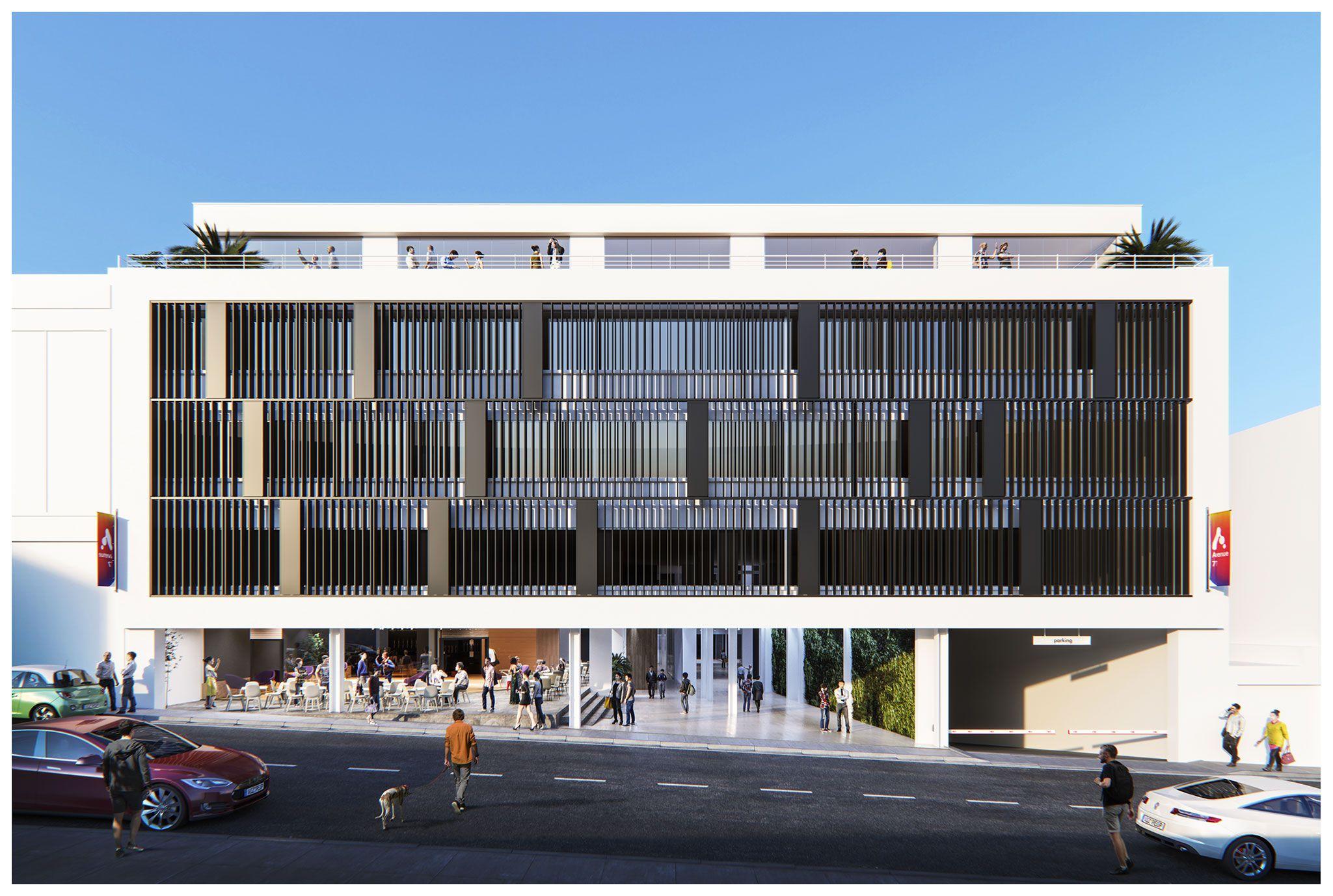 Avenue 77   Design, Consulting, Management   Soulbricks Gent