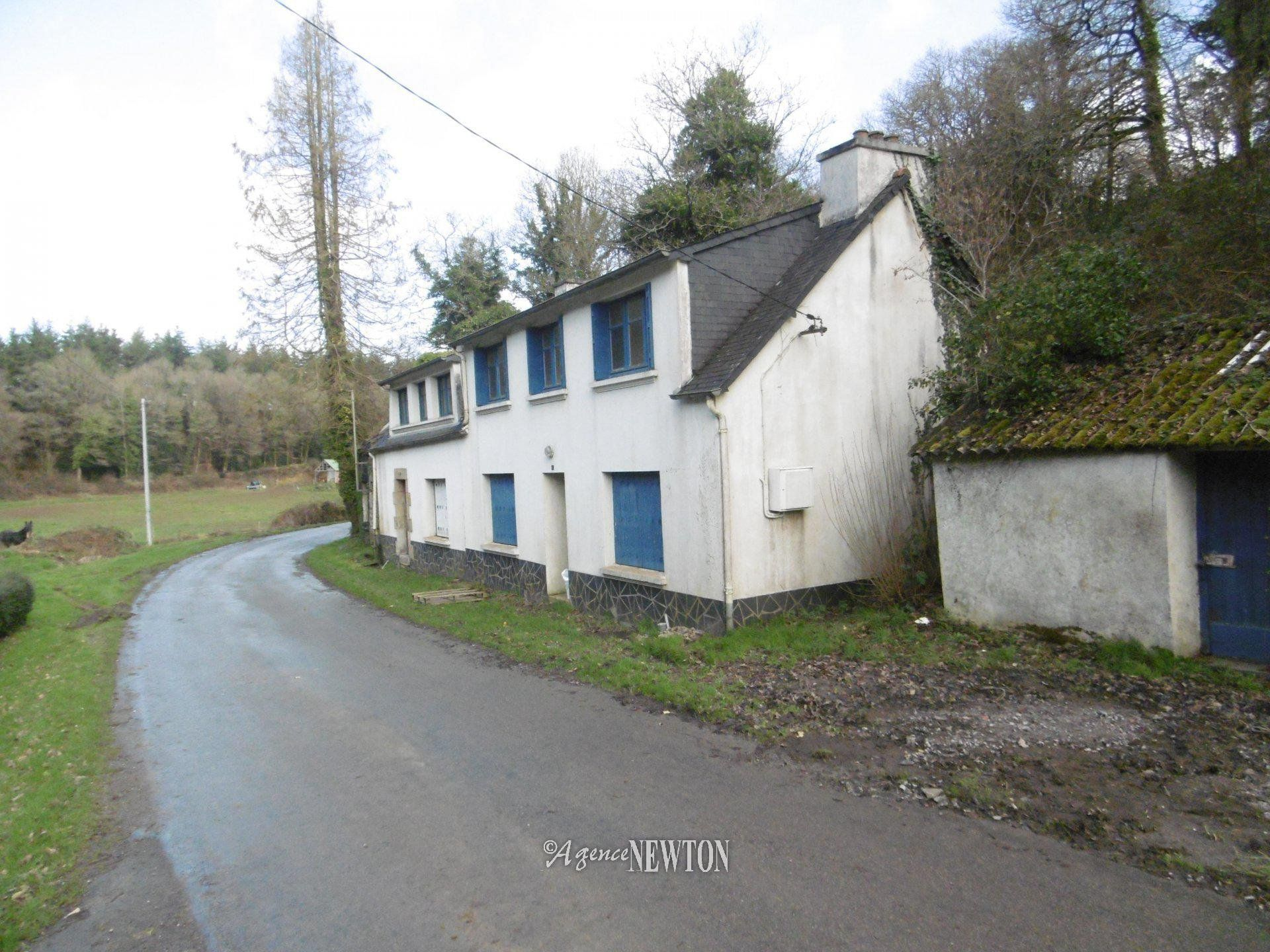 39,9k Attached Houses for sale in France Mael Carhaix