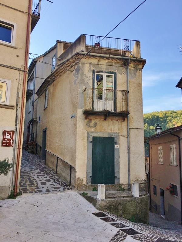 Castelverrino, Molise Village town House for sale in Italy