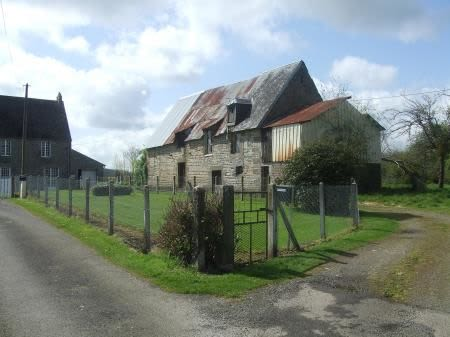 Stone Farm House For Sale In France