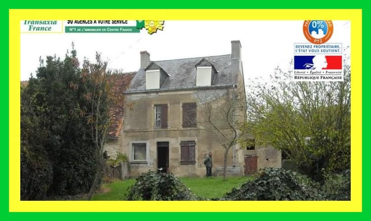 Holiday home in France, Property for sale in France, Property under 50000 in France, Gites in France, moving overseas
