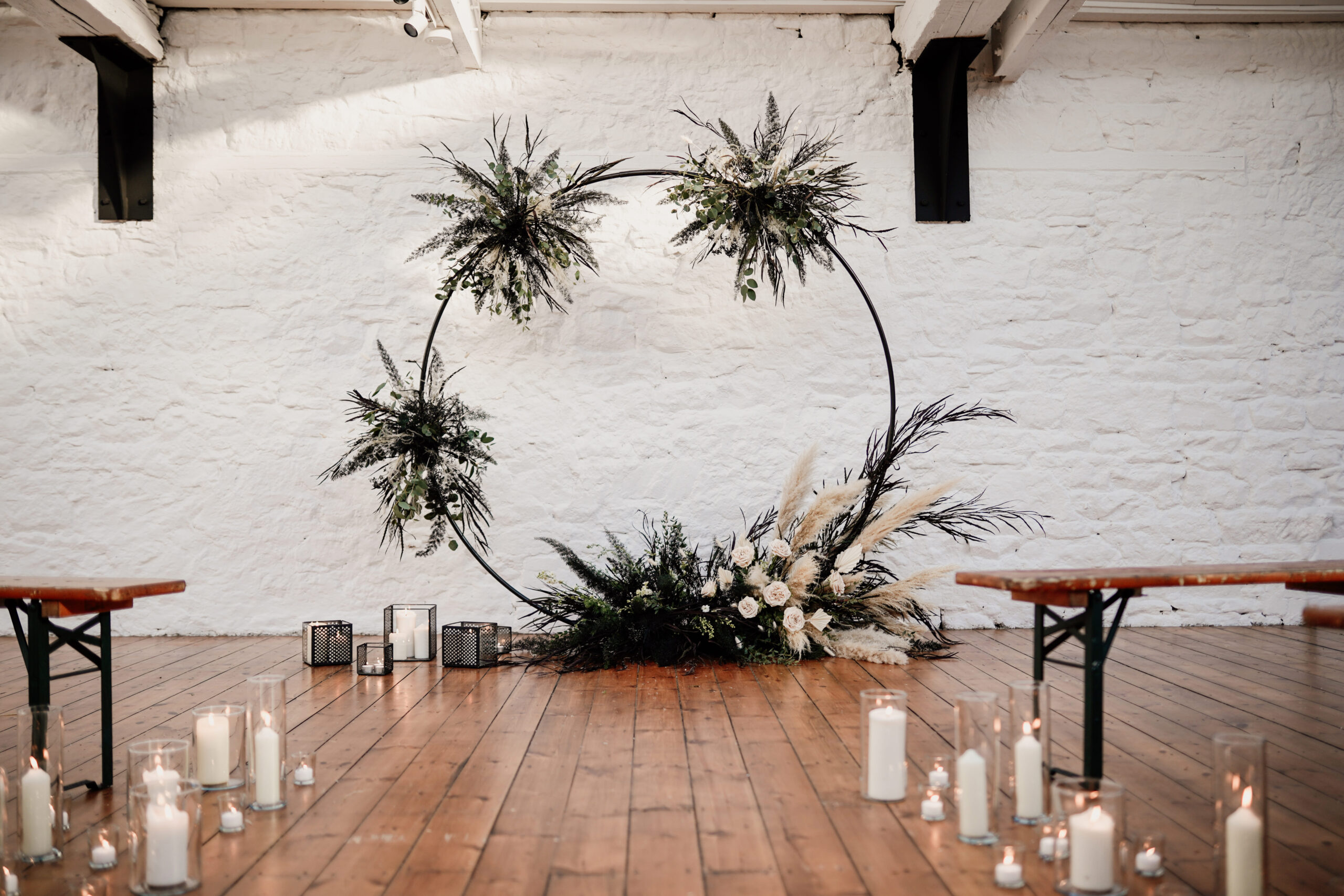 Boiler Shop Wedding Florist and Stylist Newcastle