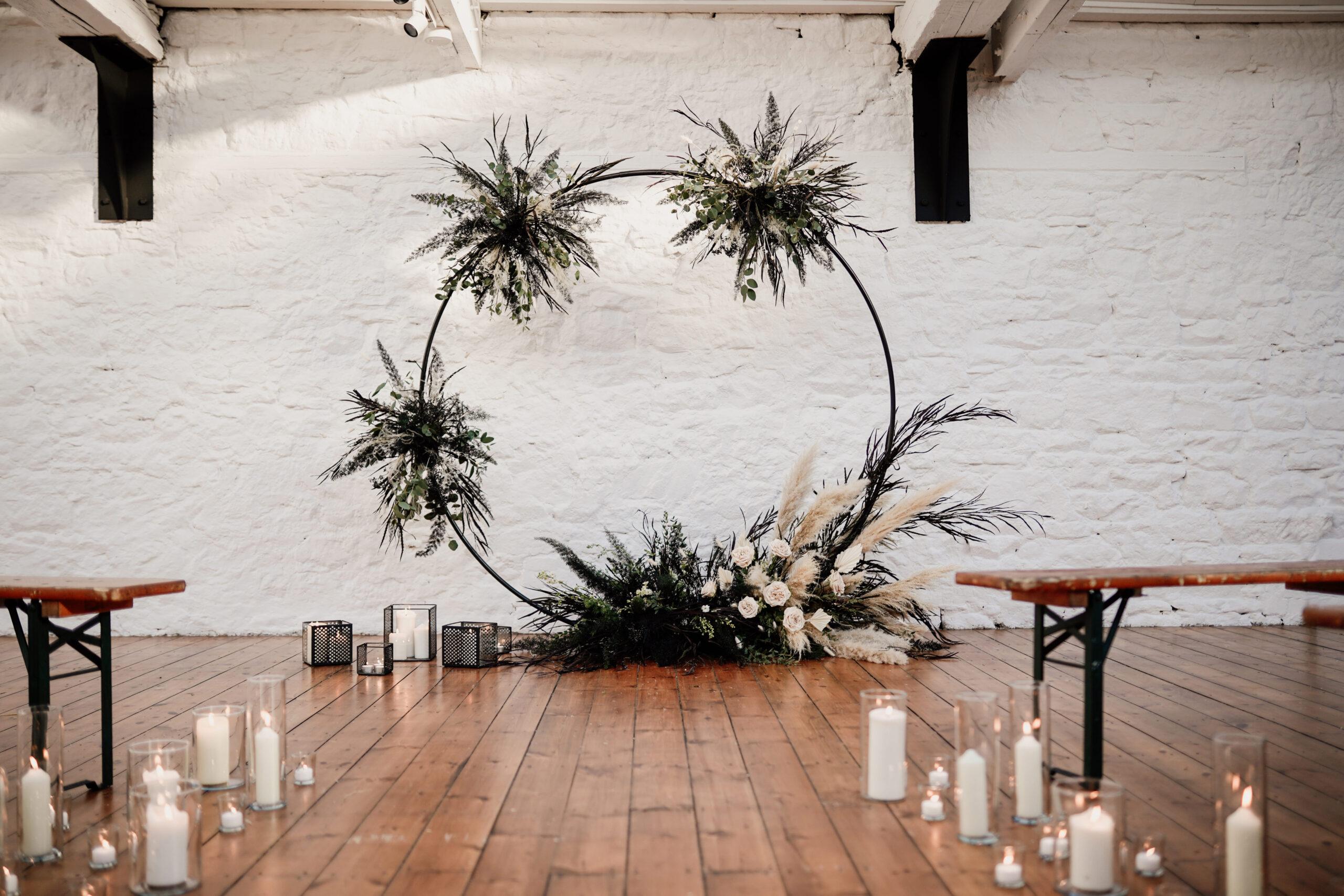 Boiler Shop Wedding Florist and Stylist Newcastle