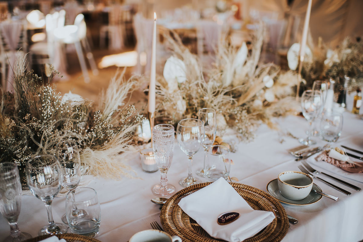 Muscari Wedding Styling and Floristry in the North East