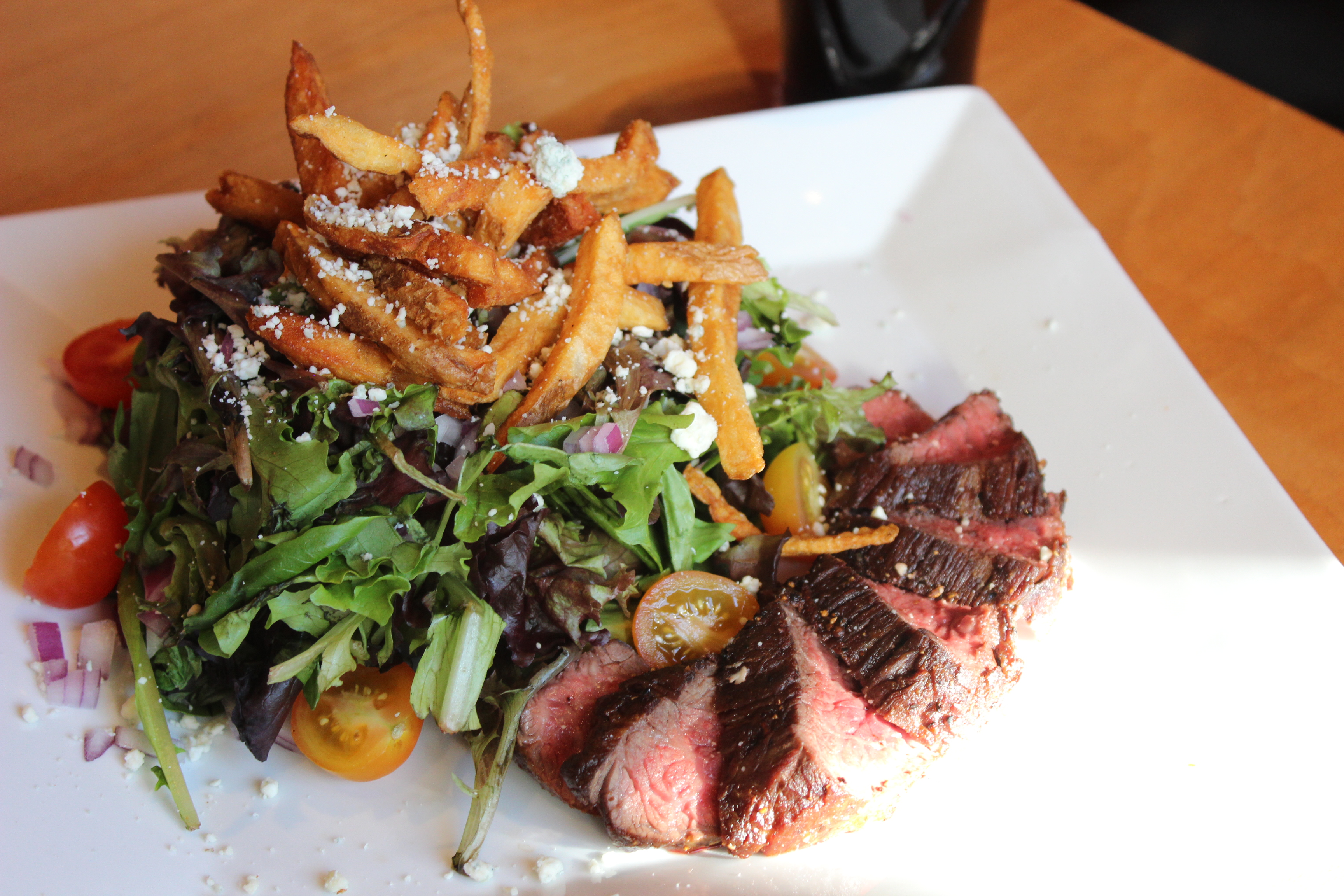 Steak Salad Hilltown Tavern Roxborough